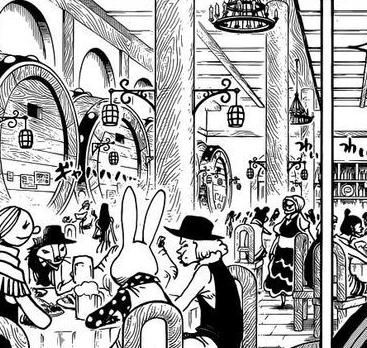 Alles nur geklaut... (Bekannte Motive & Inspirationen in One Piece) 701_1711