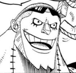 Alles nur geklaut... (Bekannte Motive & Inspirationen in One Piece) Glatze10