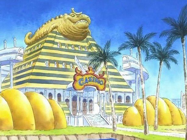 Alles nur geklaut... (Bekannte Motive & Inspirationen in One Piece) Rain_d10