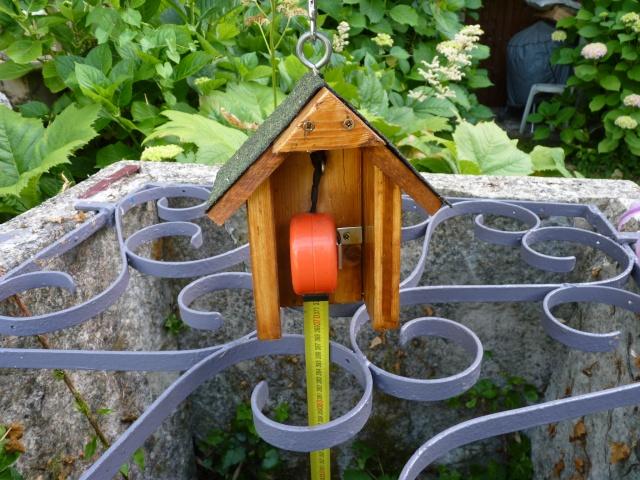 mesurer la hauteur d'eau dans un puits P1030510