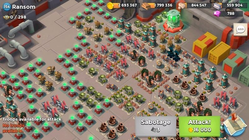 Just to share : 3 Toughest & Crazy Dead End Op bases Photo_13