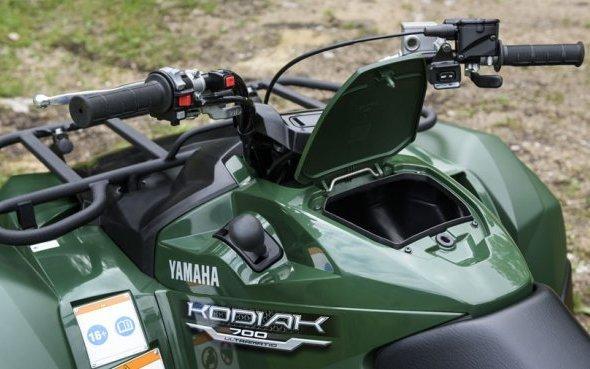 Yamaha Kodiac 700 2016 47d55e10