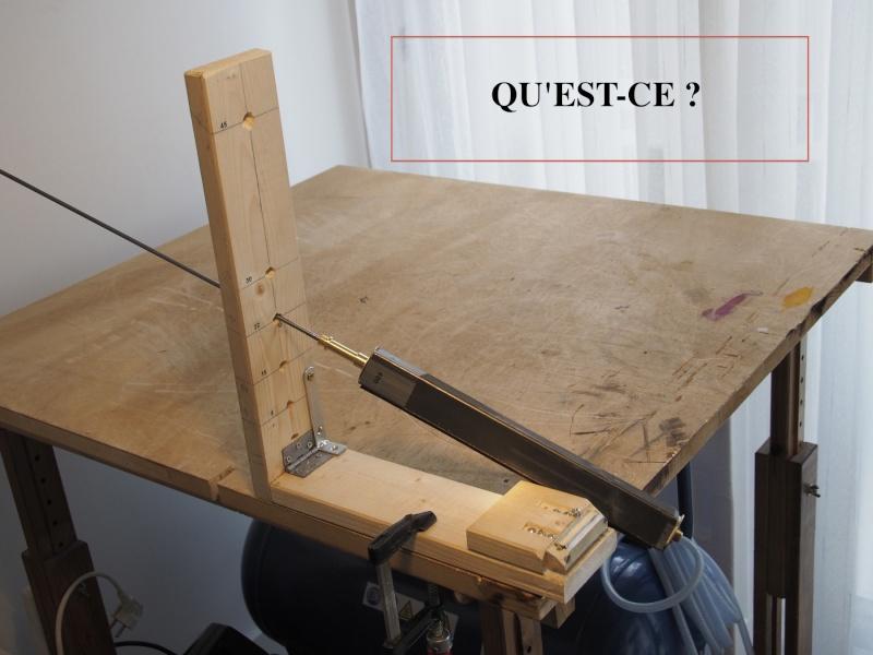 Affûteuse à angle constant Quid-110