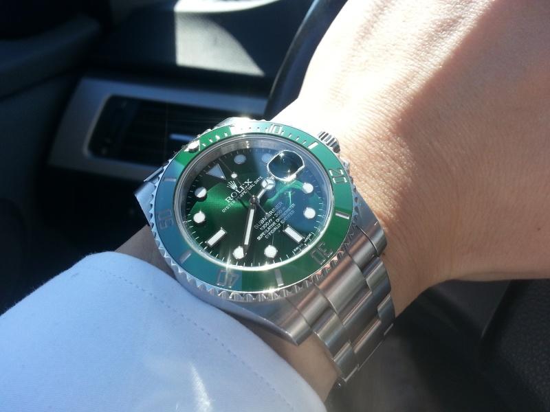 Votre montre du jour - Page 2 Hulk_110