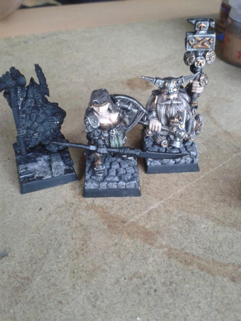 dwarf - Dwarf Grudge Bearers Eichen11