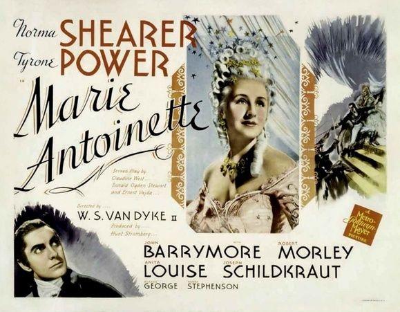 Marie Antoinette avec Norma Shearer (Van Dyke) - Page 8 Zlog10