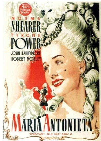 Marie Antoinette avec Norma Shearer (Van Dyke) - Page 8 Zlog11