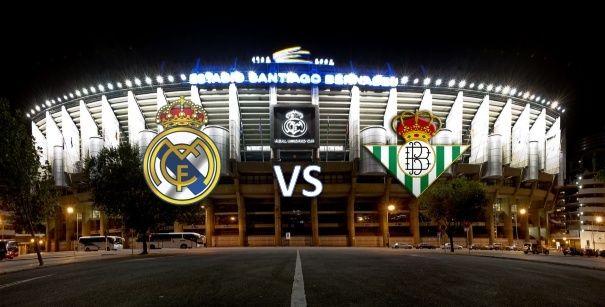 Real Madrid vs. Real Betis  Real-b10