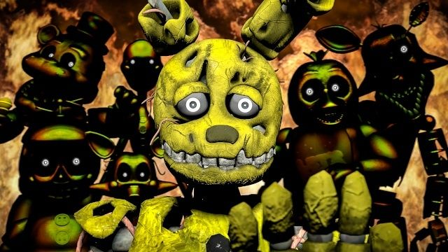 """This is Halloween"" I'm condemn to be The Monster. 