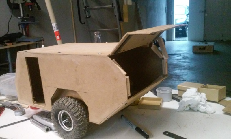 caravane off road australian 1/10 20150516