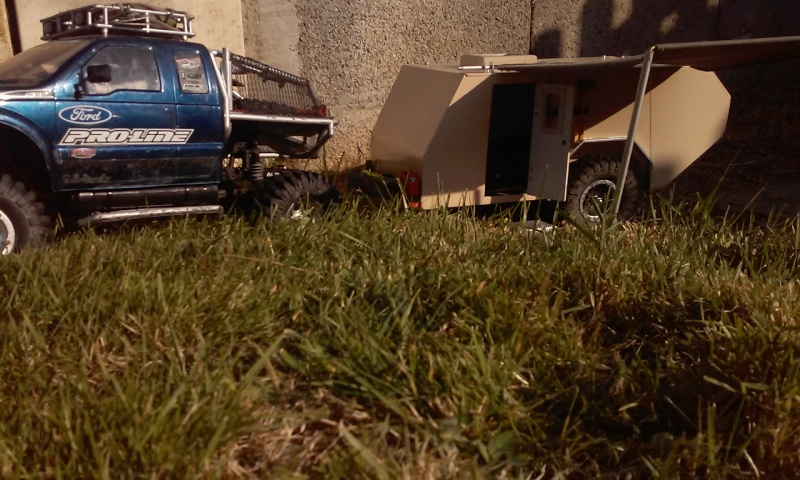 caravane off road australian 1/10 20150611