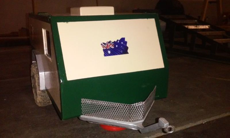 caravane off road australian 1/10 20150617