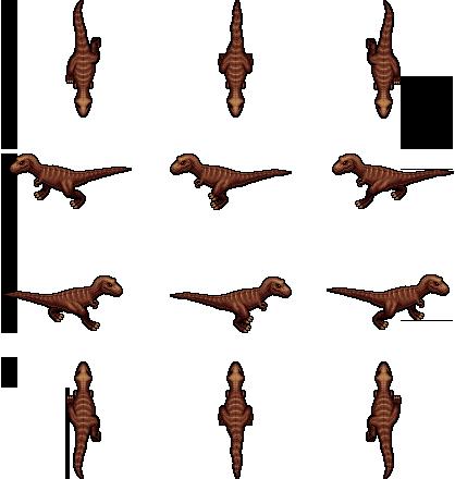Charaset T-Rex 9t2q10