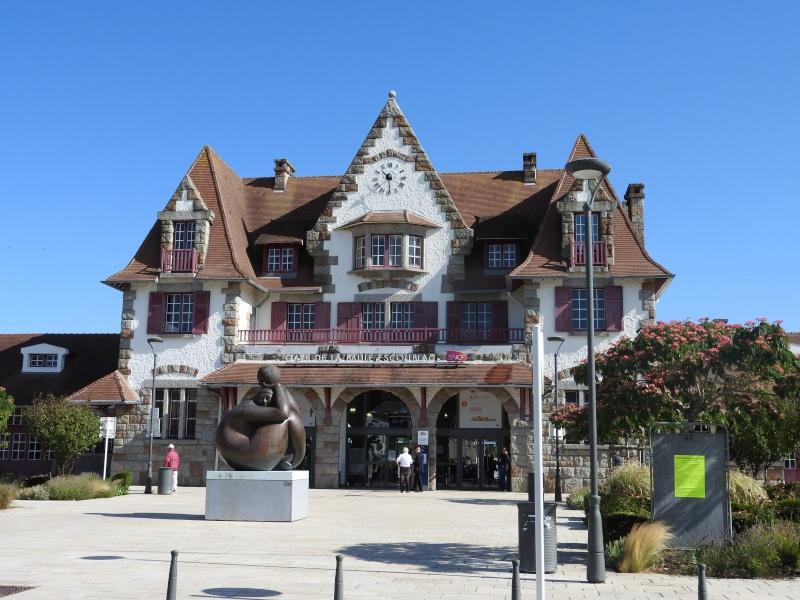 Gare de La Baule-Escoublac (PK 510 + 300) 29-07-10