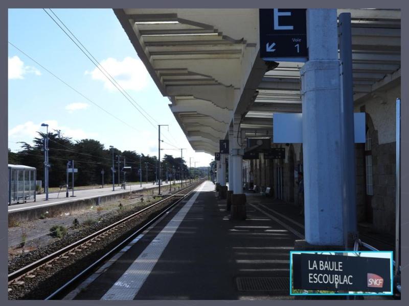 Gare de La Baule-Escoublac (PK 510 + 300) Diapos14
