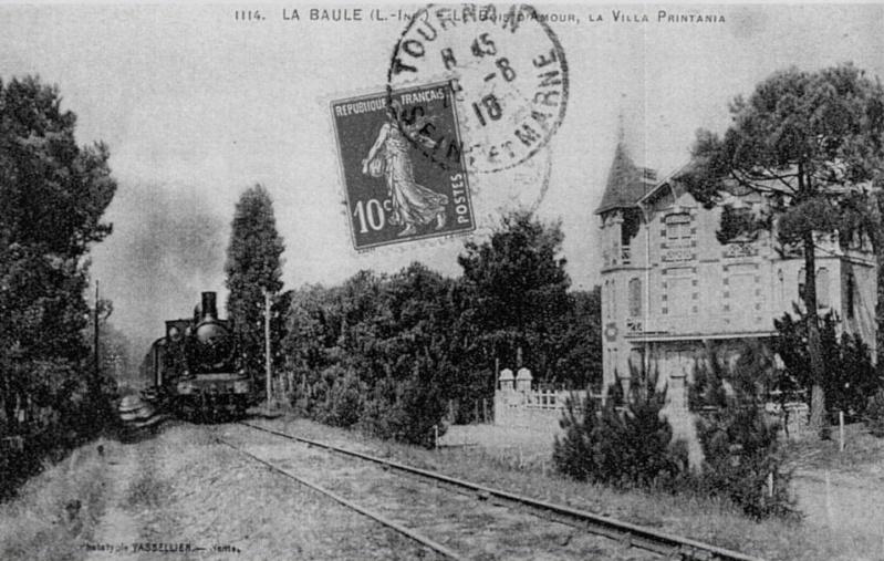 Gare de La Baule-Escoublac (PK 510 + 300) Diapos15