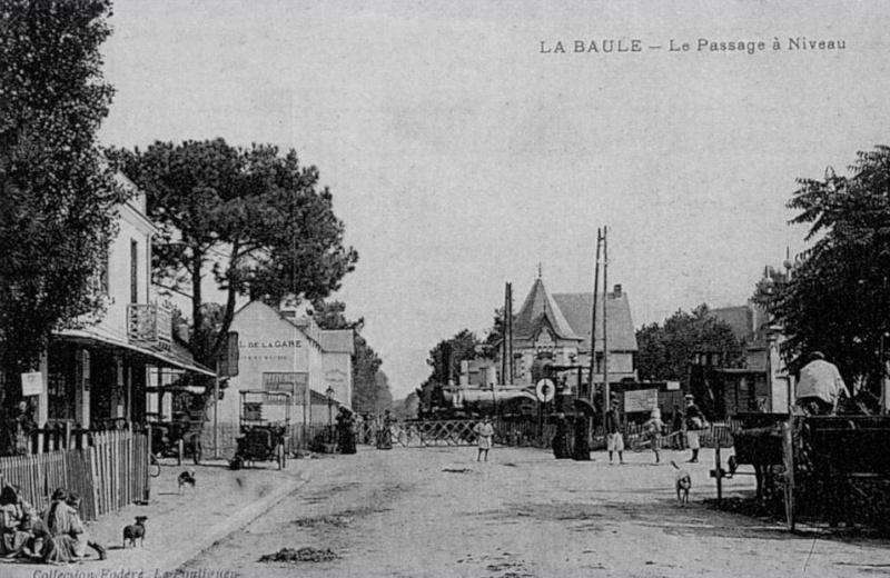Gare de La Baule-Escoublac (PK 510 + 300) Diapos16