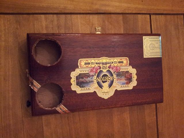 Une cigar box pour mon fils 20150622