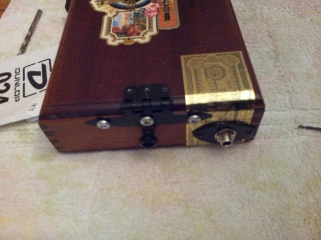 Une cigar box pour mon fils 20150724