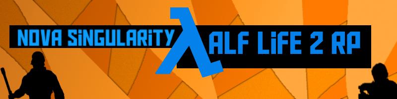 ¡Facciones de Half Life 2 RP! Logo10