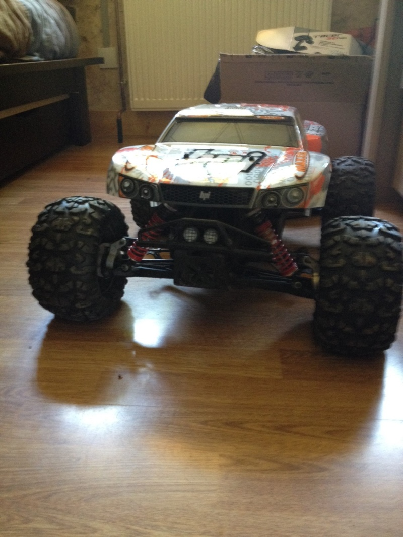 HPI SAVAGE XL FLUX [HPI69Xl] Photo_13