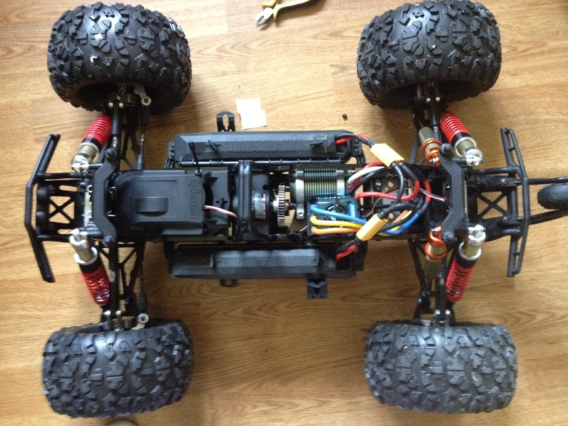 HPI SAVAGE XL FLUX [HPI69Xl] Photo_14