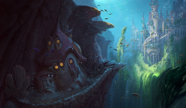 Eriadrin The underwater kingdom Bdb44e10