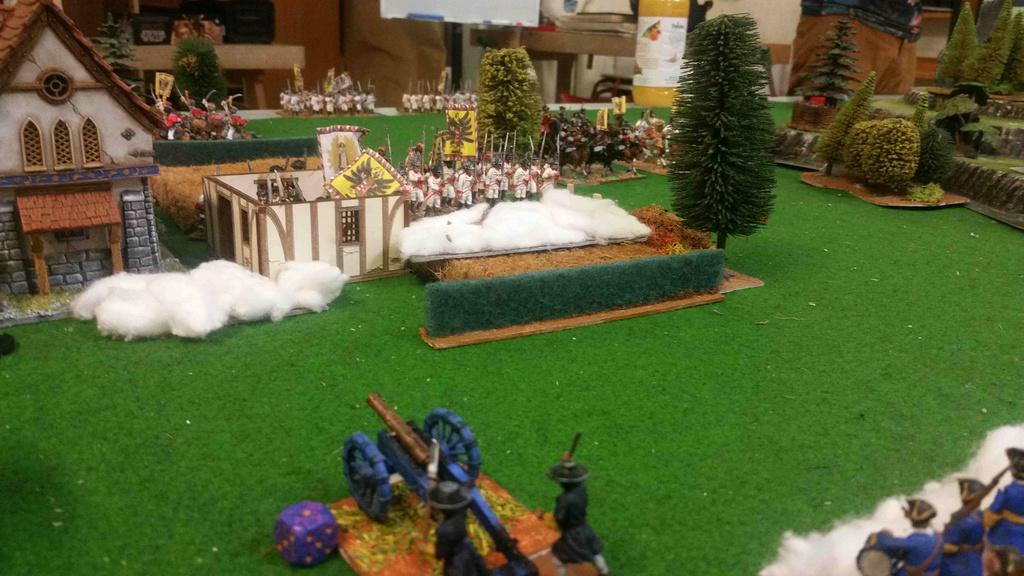 [BP] Bataille de Reichenberg 1757 20180613