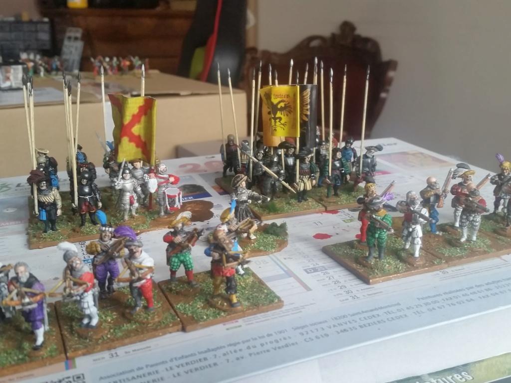 P&S Guerres d'Italie 20190814