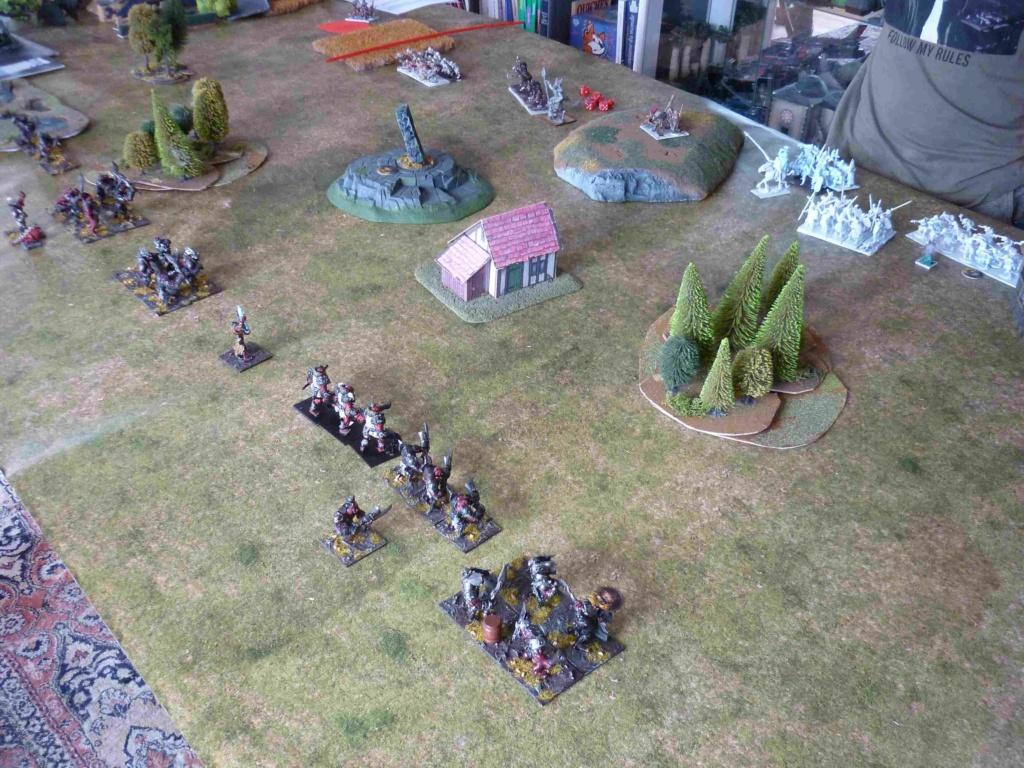 Rapport de bataille Morts Vivants vs Ogres P1330711