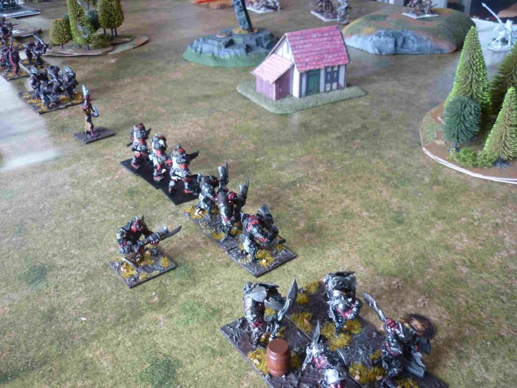 Rapport de bataille Morts Vivants vs Ogres P1330712