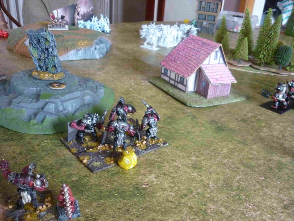 Rapport de bataille Morts Vivants vs Ogres P1330719