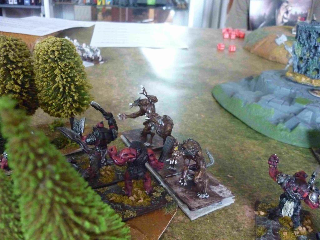 Rapport de bataille Morts Vivants vs Ogres P1330721