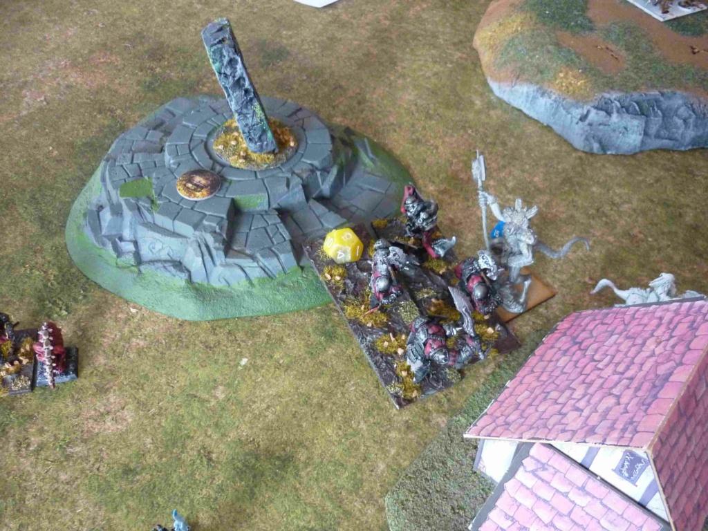 Rapport de bataille Morts Vivants vs Ogres P1330726
