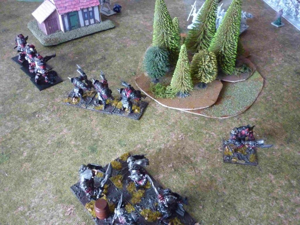 Rapport de bataille Morts Vivants vs Ogres P1330727