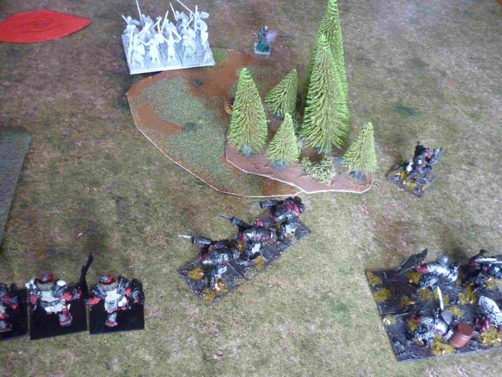 Rapport de bataille Morts Vivants vs Ogres P1330730