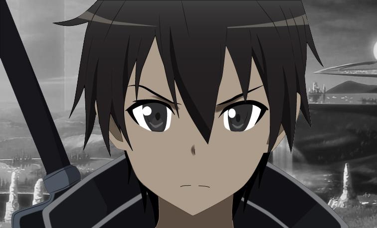 MOMONGA (OVERLORD) VS KIRITO (SAO) Kirito10