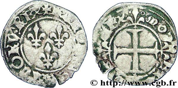 double tournoi de Charles VI (vers 1389) Double10