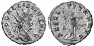 antoninien de Gallien pour Rome Ric_0210