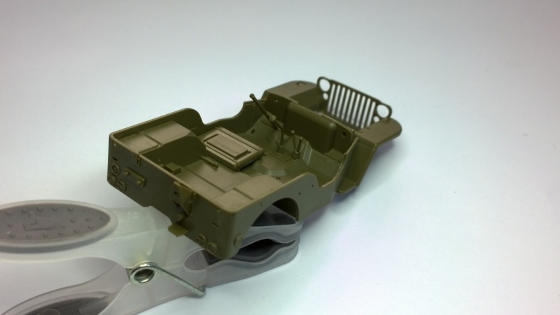Jeep Willys MB - 1/35e - Tamiya Wp_20116