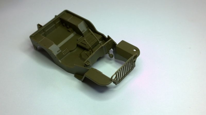 Jeep Willys MB - 1/35e - Tamiya Wp_20117