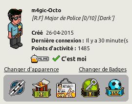 [♣] [C.H.U] Rapport D'Activité -----> M4gic-Octo [♣] Connex10