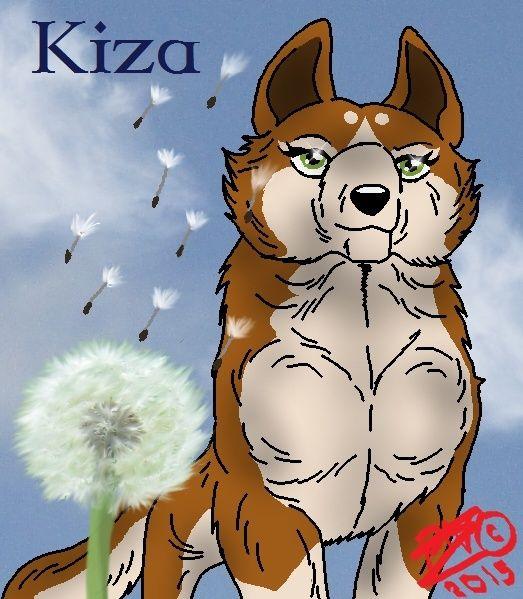 Kiza - Monarkian Käärmesoturi Kiza10