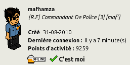 [P.N] Rapports d'activité de mafhamza=Bann - Page 3 111