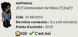 [P.N] Rapports d'activité de mafhamza=Bann - Page 3 119