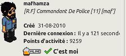 [P.N] Rapports d'activité de mafhamza=Bann - Page 3 121