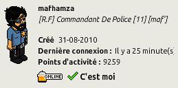 [P.N] Rapports d'activité de mafhamza=Bann - Page 3 122