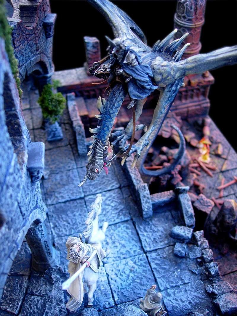 Les dioramas de la Terre du Milieux  Roi_so12