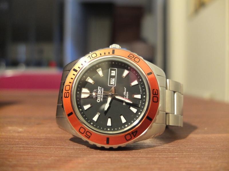 Première plongeuse : orient mako II orange Mako_611