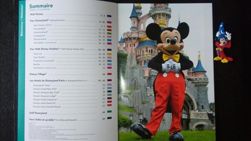 [Livre] Nouvelle édition de Disneyland Paris Souvenirs Mickey11
